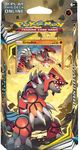 Pokémon TCG - Sun & Moon - Cosmic Eclipse Theme Deck - Groudon (Trading Card Game)