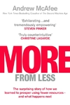 More From Less - Andrew Mcafee (Hardcover)