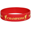Liverpool - Champions of Europe Single Wristband