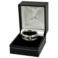 Liverpool - Liverpool Black Inlay Ring (Medium) - Cover