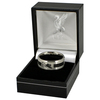 Liverpool - Liverpool Black Inlay Ring (Medium)
