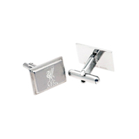 Liverpool - Champions of Europe Stainless Steel Cufflinks - Cover