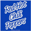 Red Hot Chili Peppers - Track Top Standard Patch