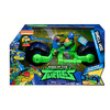 Rise of the Teenage Mutant Ninja Turtles Shell Hog With Figure Set (Assortment - 1 Figure Supplied At Random)