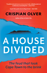 A House Divided - Crispian Olver (Paperback) - Cover