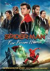 Spider-Man: Far From Home (DVD) Cover