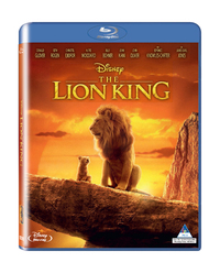 Lion King (Live Action) (Blu-ray)