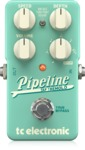 TC Electronic Pipeline Tap Tremolo Electric Guitar Effects Pedal