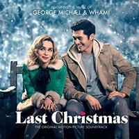 George Michael - Last Christmas Soundtrack (CD) - Cover