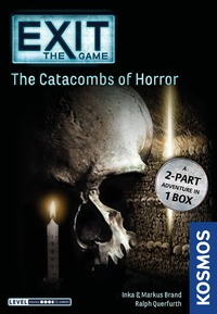 EXIT: The Game - The Catacombs of Horror (Board Game)