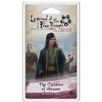 Legend of the Five Rings: The Card Game - The Children of Heaven Dynasty Pack (Card Game)