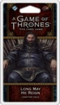 A Game of Thrones: The Card Game (Second Edition) - Long May He Reign Chapter Pack (Card Game)
