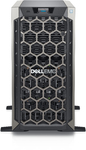 Dell PowerEdge T340 Intel Xeon E-2124 8GB RAM 2TB HDD PERC H330 Integrated RAID Controller Tower Server - Black