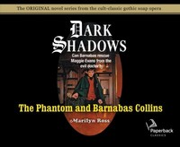 The Phantom And Barnabas Collins - Marilyn Ross (Library Edition) - Cover