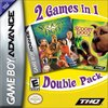 Scooby Doo Double Pack: 2 Games in 1 (US Import GBA)