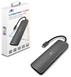 Vantec Link USB Type-C Multi-Function Hub with Power Delivery - Black