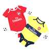 Arsenal - 2pk Bodysuit 2019/20 (9-12 Months)