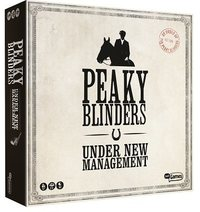 Peaky Blinders: Under New Management (Board Game) - Cover