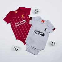Liverpool - 2pk Bodysuit 2019/20 (0-3 Months) - Cover