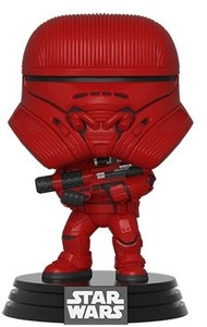 Funko Pop! Star Wars - The Rise of Skywalker - Sith Jet Trooper - Cover