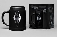 Skyrim - Dragon Symbol Ceramic Stein Mug (600ml)