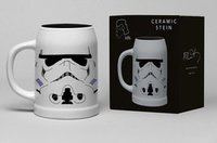 Star Wars - Stormtrooper Helmet Ceramic Stein Mug (600ml)