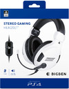 Bigben Interactive - Stereo Gaming Headset - White (PS4)