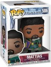 Funko Pop! Disney - Frozen II - Mattias Pop Vinyl Figure