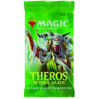 Magic: The Gathering - Theros: Beyond Death Single Collector Booster (Trading Card Game)