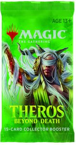 Magic: The Gathering - Theros: Beyond Death Single Collector Booster (Trading Card Game) - Cover