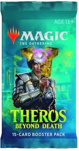 Magic: The Gathering - Theros: Beyond Death Single Booster Pack (Trading Card Game) - Cover