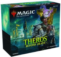 Magic: The Gathering - Theros: Beyond Death Bundle (Trading Card Game) - Cover