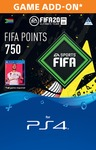 FIFA 20 Ultimate Team Digital - 750 Points (PS4 Download)