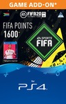 FIFA 20 Ultimate Team Digital - 1600 Points (PS4 Download)