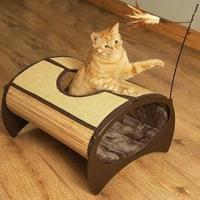 Rosewood - Cat Toy Catwalk Collection Bamboo Pod