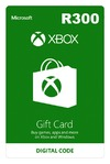 Xbox Live R300 Gift Card (Xbox One/Xbox 360/Win 10)