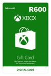 Xbox Live R600 Gift Card (Xbox One/Xbox 360/Win 10)