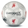 Liverpool - Silver Signature Football (Size 5)