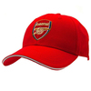 Arsenal F.C. - Super Core Baseball Cap - Red