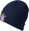 Bayern Munich - Cuff Knitted Hat - Navy