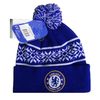 Chelsea - Snowflake Cuff Knitted Hat