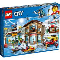 LEGO® City - Ski Resort (806 Pieces)