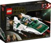 LEGO® Star Wars Episode IX - Resistance A-Wing Starfighter (269 Pieces)