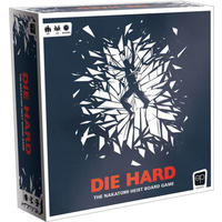 Die Hard: The Nakatomi Heist Board Game (Board Game)