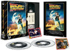 Back To The Future - Limited Edition VHS Collection Packaging (DVD + Blu-ray) Cover