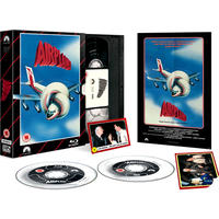 Aiplane! - Limited Edition VHS Collection Packaging (DVD + Blu-Ray)