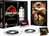 Jurassic Park - Limited Edition VHS Collection Packaging (DVD + Blu-ray)