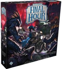 Arkham Horror: Final Hour (Board Game) - Cover