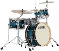 Tama CL30VS-MBD Superstar Classic NEO-MOD 3pc Shells Only Acoustic Drum Kit - Mod Blue Duco (12 14 20 Inch)