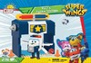 Cobi - Super Wings - Paul's Police Station (276 Pieces)
